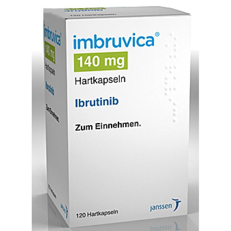 Имбрувика Imbruvica (Ибрутиниб) 140 мг/90 капсул