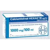 Кальциумфолинат Calciumfolinat 1000mg/100ml 1 флакон