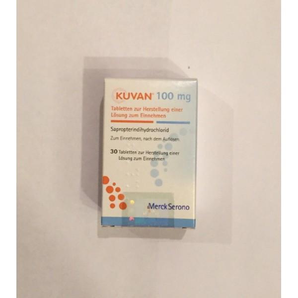 Куван Kuvan 100 мг/30 таблеток