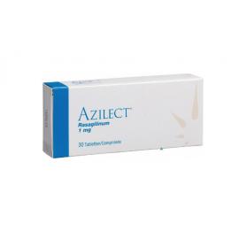 Купить Азилект AZILECT 1 mg/30 Шт в Москве