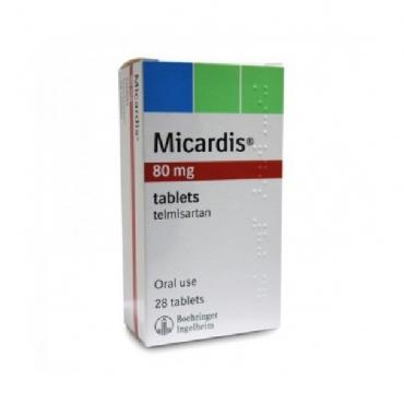 Купить Микардис MICARDIS 80MG /98 Шт в Москве