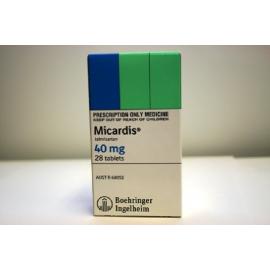 Купить Микардис MICARDIS 40MG /98 Шт в Москве