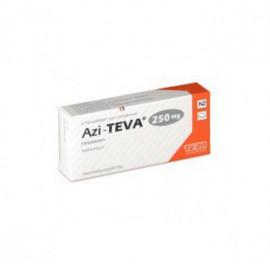 Купить Азитромицин AZITHROMYCIN 250 - 6 Шт в Москве