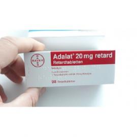 Купить Адалат ADALAT RETARD - 98 ШТ в Москве