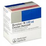 Беротек  BEROTEC N 100UG - 3x10Ml