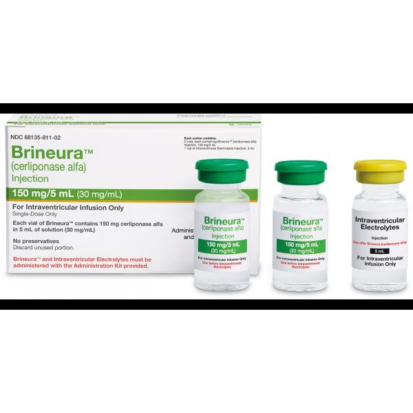 Бринеура BRINEURA  150 мг