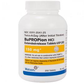 Купить Бупропион BUPROPION 300MG - 90 Шт. в Москве