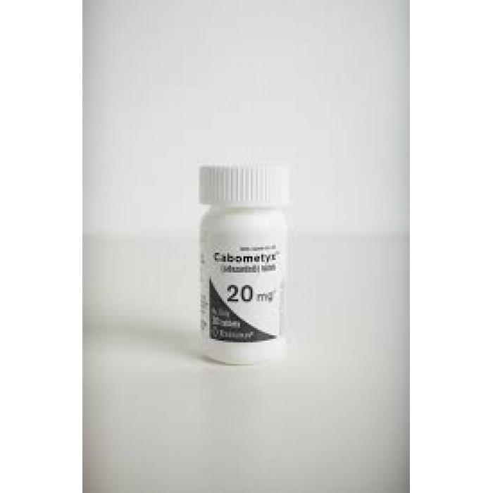 Кабометикс (Кабозантиниб) CABOMETYX 20мг/30 таблеток