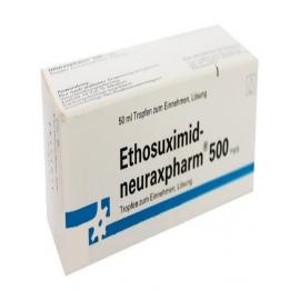 Купить Этосуксимид ETHOSUXIMID 500MG/G  50 ml в Москве