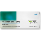 Флунаризин FLUNARIZIN 5MG 100 шт