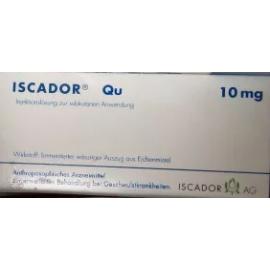 Купить Искадор ISCADOR QU 10 мгx7 флаконов в Москве
