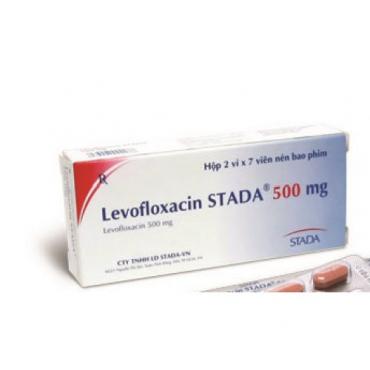 Купить Левофлоксацин LEVOFLOXACIN 500MG - 10 ШТ в Москве