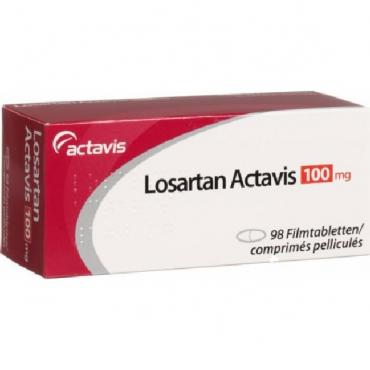 Купить Лозартан LOSARTAN WIN COMP 100/25MG в Москве