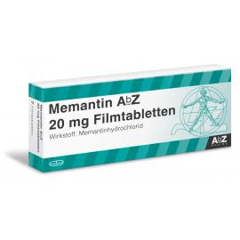 Купить Мемантин Memantin 20 мг/ 98 таблеток в Москве