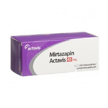 Купить Миртазапин MIRTAZAPIN HEXAL 45MG/100 Шт в Москве