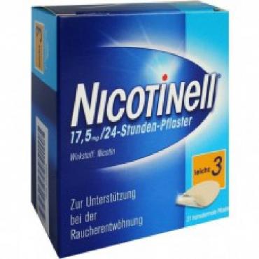 Купить Никотинелл Nicotinell 14 mg - 21 Шт в Москве