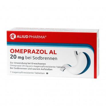 Купить Омепразол OMEPRAZOL  20MG - 100 Шт в Москве