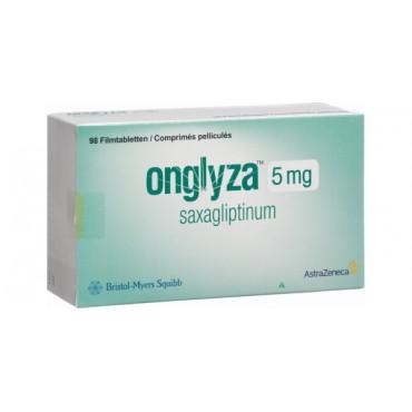 Купить Онглиза ONGLYZA 5 мг/98 таблеток в Москве