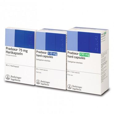 Купить Прадакса PRADAXA 110 mg -180 Шт в Москве