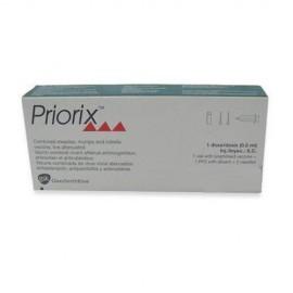 Купить Приорикс PRIORIX 0.5ML - 1 Шт в Москве