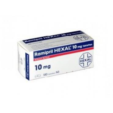 Купить Рамиприл RAMIPRIL 10MG 100 Шт в Москве
