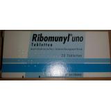 Рибомунил RIBOMUNYL таблетки/ в уп 20 шт