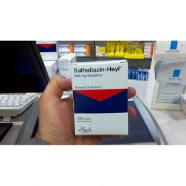 Купить Сульфадиазин SULFADIAZIN - 100 ШТ в Москве