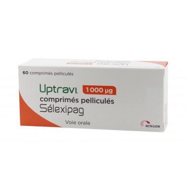 Купить Селексипаг Уптрави Uptravi 1000 60 таблеток в Москве