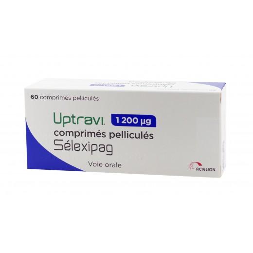 Купить Селексипаг Уптрави Uptravi 1200 60 таблеток в Москве