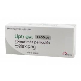 Купить Селексипаг Уптрави Uptravi 1400 60 таблеток в Москве
