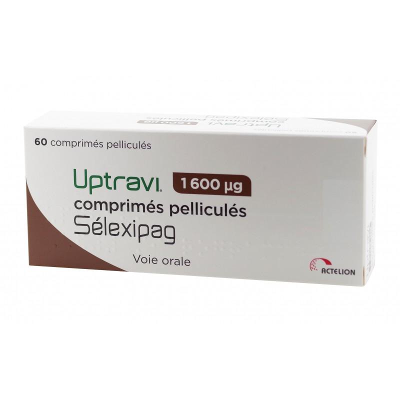 Селексипаг Уптрави Uptravi 1600 60 таблеток