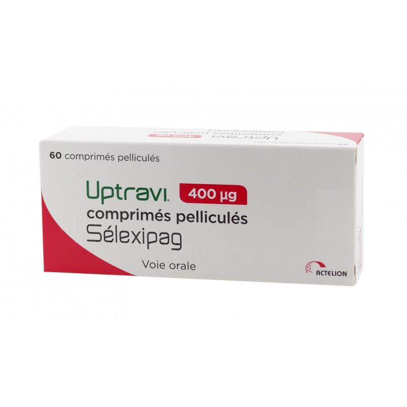 Селексипаг Уптрави Uptravi 400 60 таблеток