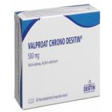 Вальпроат VALPROAT CHRONO DESIT 500MG