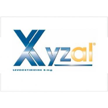 Купить Ксизал XYZAL 5 mg/100 шт в Москве