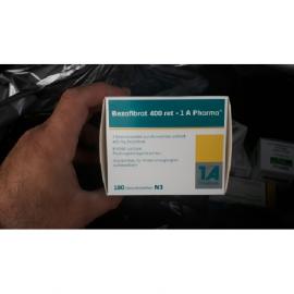 Купить Безафибрат BEZAFIBRAT 400MG- 100 ШТ в Москве