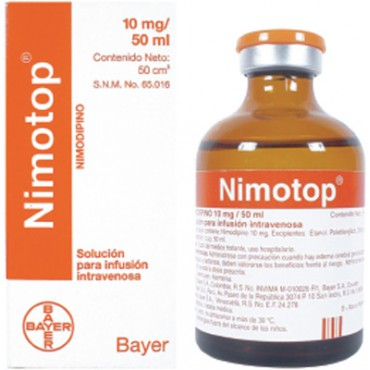 Купить Нимотоп NIMOTOP - 5 Ампул в Москве