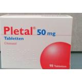 Плетал (Цилостазол) PLETAL 100MG/98 Шт