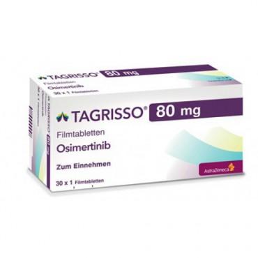 Купить Тагриссо Tagrisso 80 мг/30 таблеток в Москве