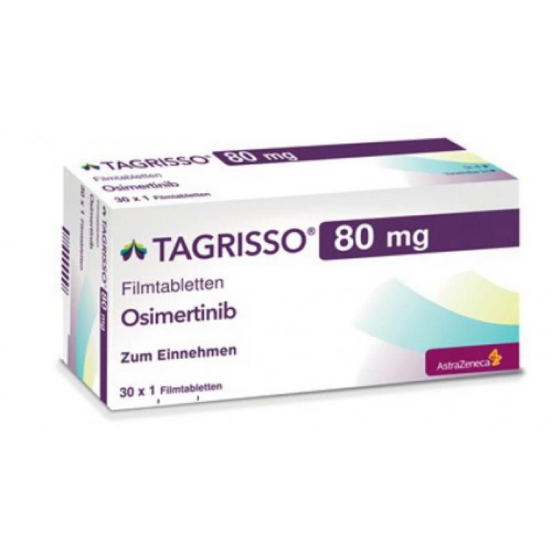 Тагриссо Tagrisso 80 мг/30 таблеток
