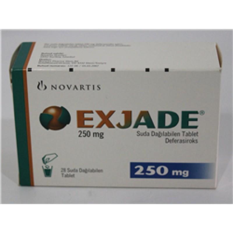 Эксиджад Exjade 180 мг/90 таблеток