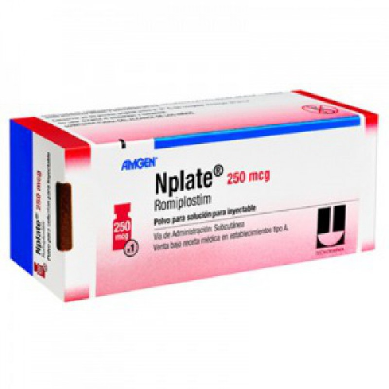 Энплейт Nplate 250 мкг/1 флакон