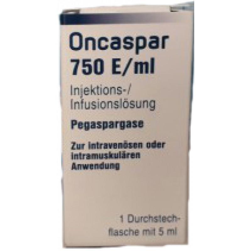 Онкаспар Oncaspar 1 флакон
