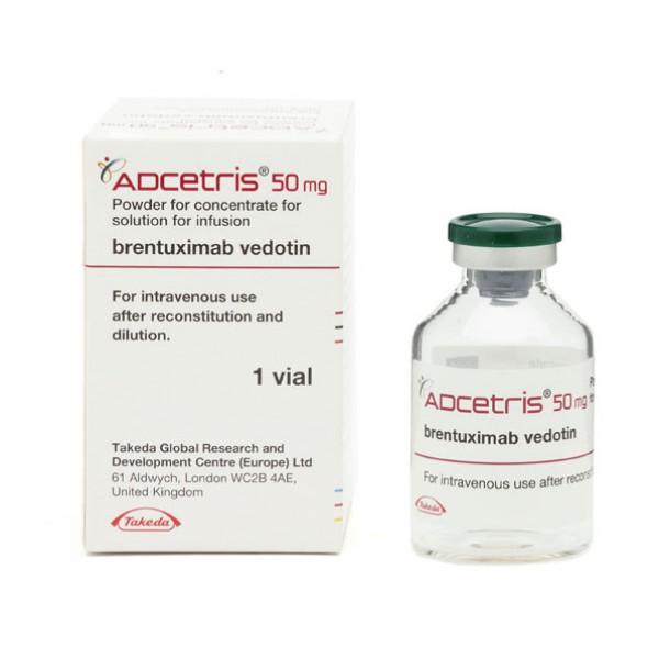 Адцетрис Adcetris 1 шт