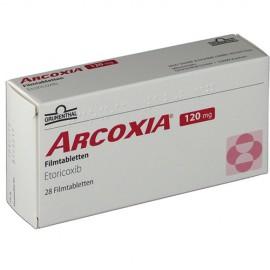 Купить Аркоксиа Arcoxia 120 mg/28Шт в Москве
