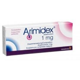 Купить Аримидекс Arimidex 1MG/30 шт в Москве