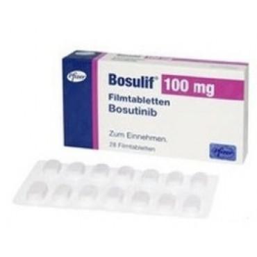 Купить Босулиф Bosulif 100MG/28 шт в Москве
