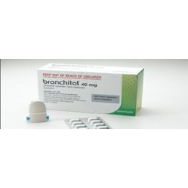 Купить Бронхитол Bronchitol 40 mg /280 шт в Москве