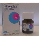 Каберголин Cabergolin 0.5MG/30 Шт