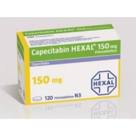 Купить Капецитобин Capecitabin Hexal 150MG/120 шт в Москве