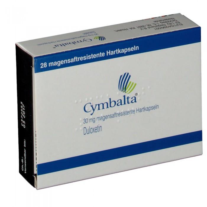 Симбалта Cymbalta 30 mg 98 St